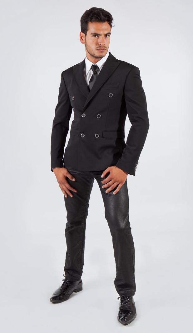 Produzione giacche uomo napoli